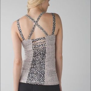 Lululemon Happy Strappy Tank Top